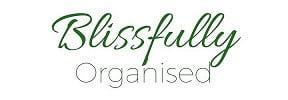 Blissfully Organised Logo