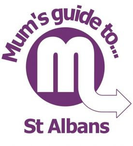 Mum's guide to St Albans logo